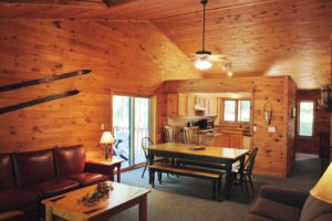Twin Pines North Cabin